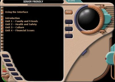 Senior Friendly Interface 2
