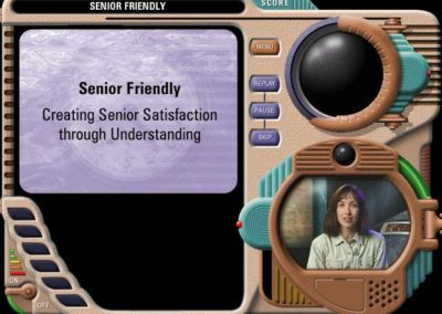 Senior Friendly Interface 1