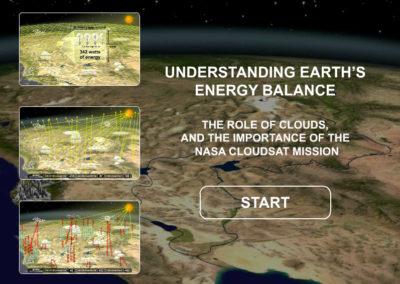 Earth's Energy Balance Screen 1