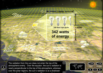 Earth's Energy Balance Screen 4