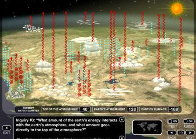 Earth's Energy Balance Screen 8
