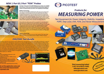Product Brochure Front