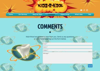 Kidz-R-Kool Page 4A