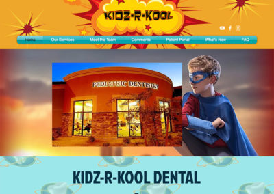 Kidz-R-Kool Page 1A