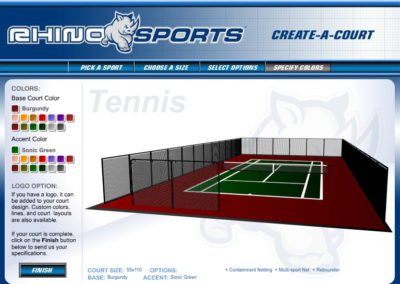 Rhino Sports Court Builder Screen 5